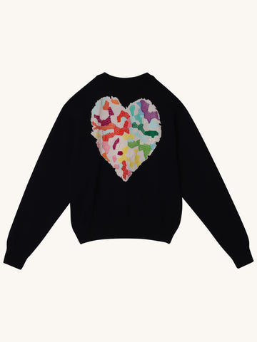 Multi Heart in Navy