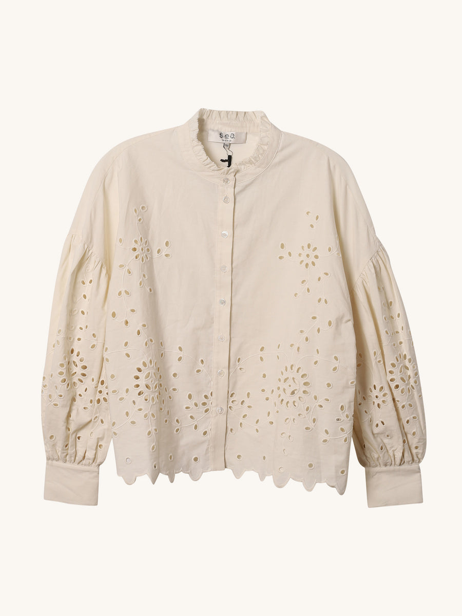 Long Sleeve Fern Shirt