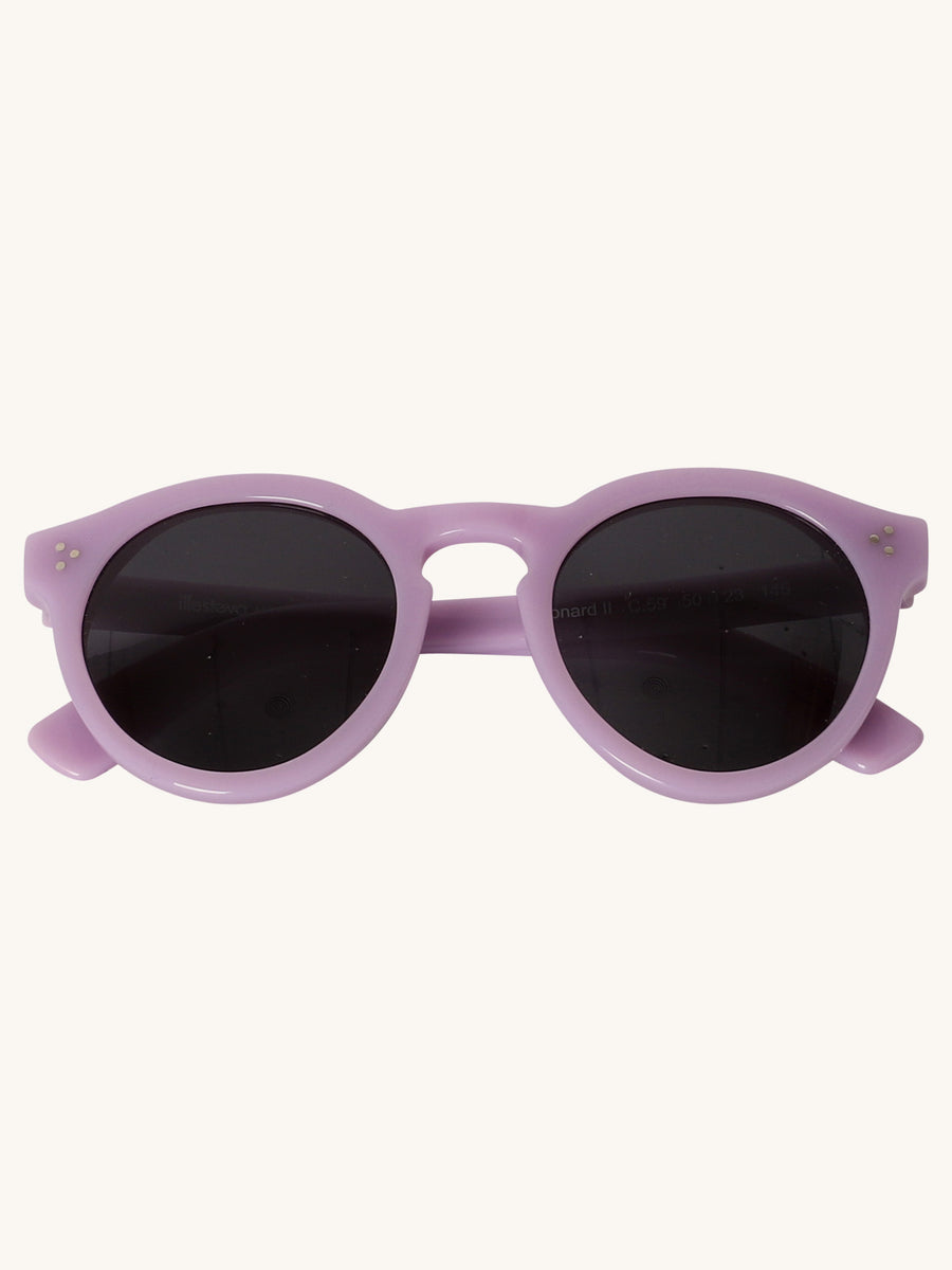 Leonard II Sunglasses in Lilac