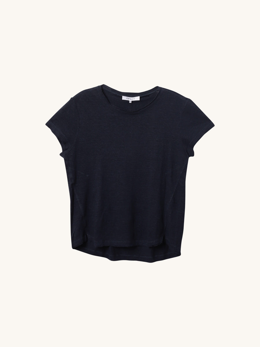 Easy Tee in Navy