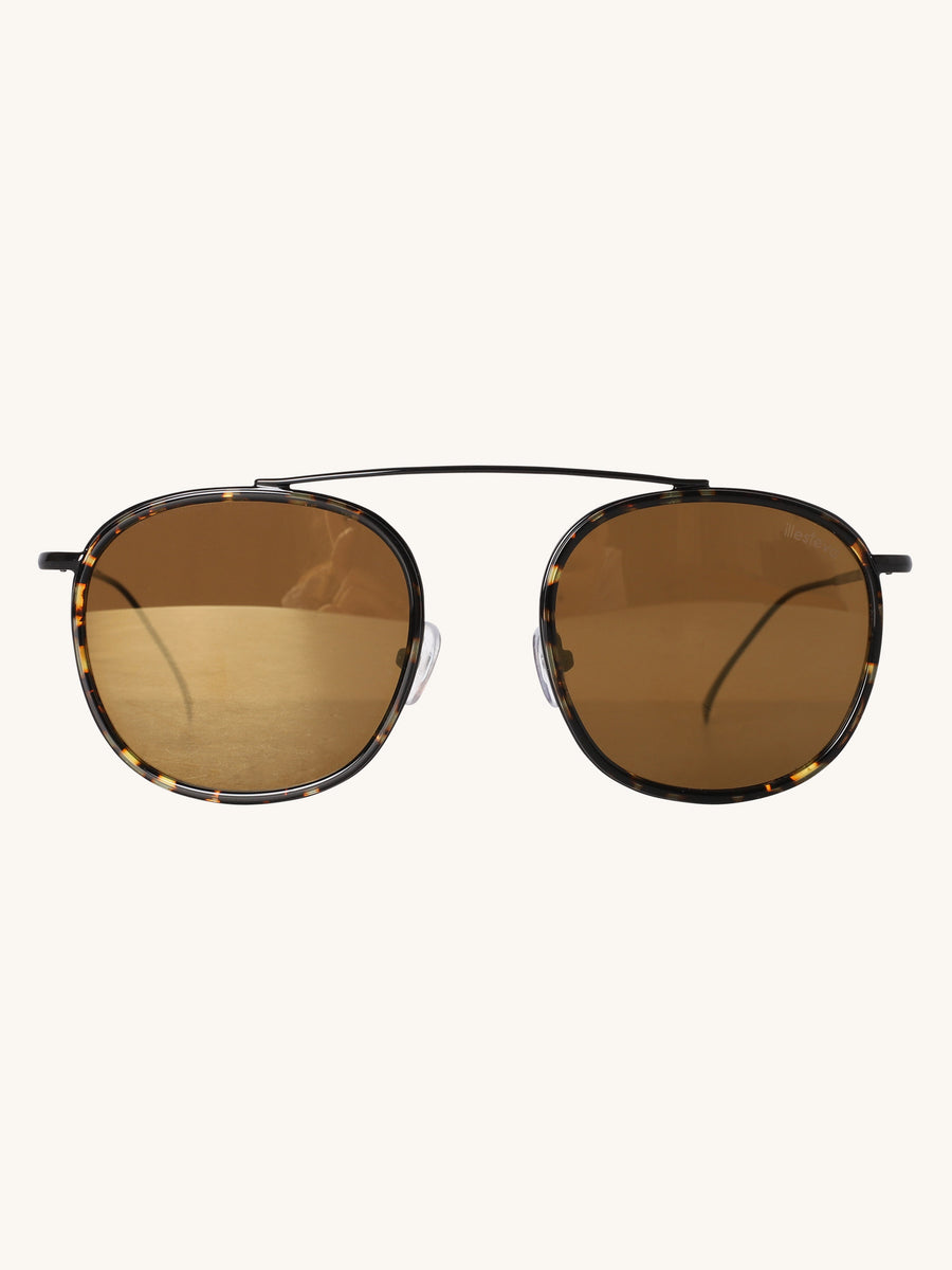 Mykonos Ace Sunglasses in Matte Tortoise