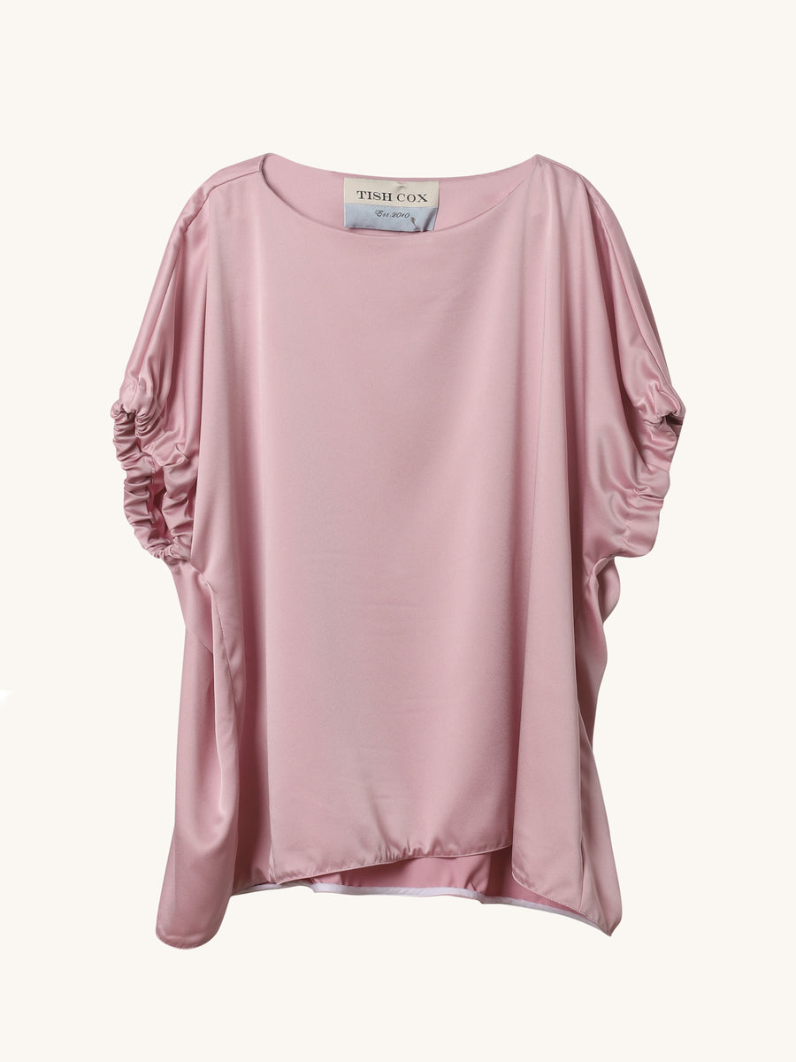 Faded Pink Silk Kloe