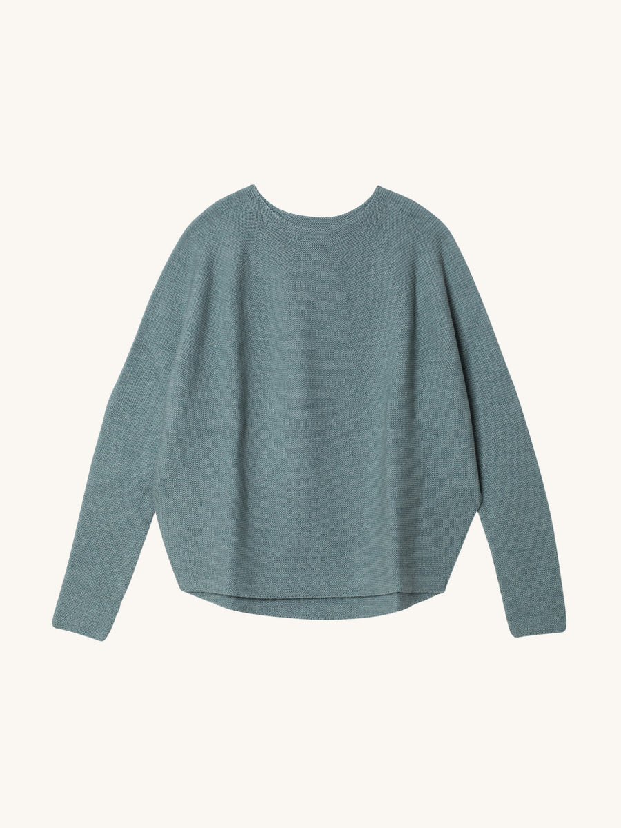 Kopa Sweater in Ocean