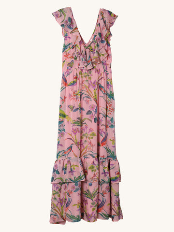 Marina Dress in Orchid