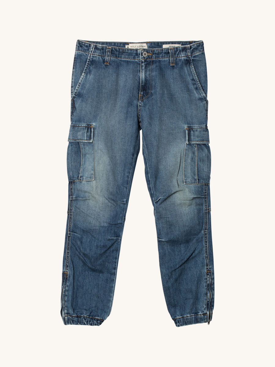 Cargo French Military Jean