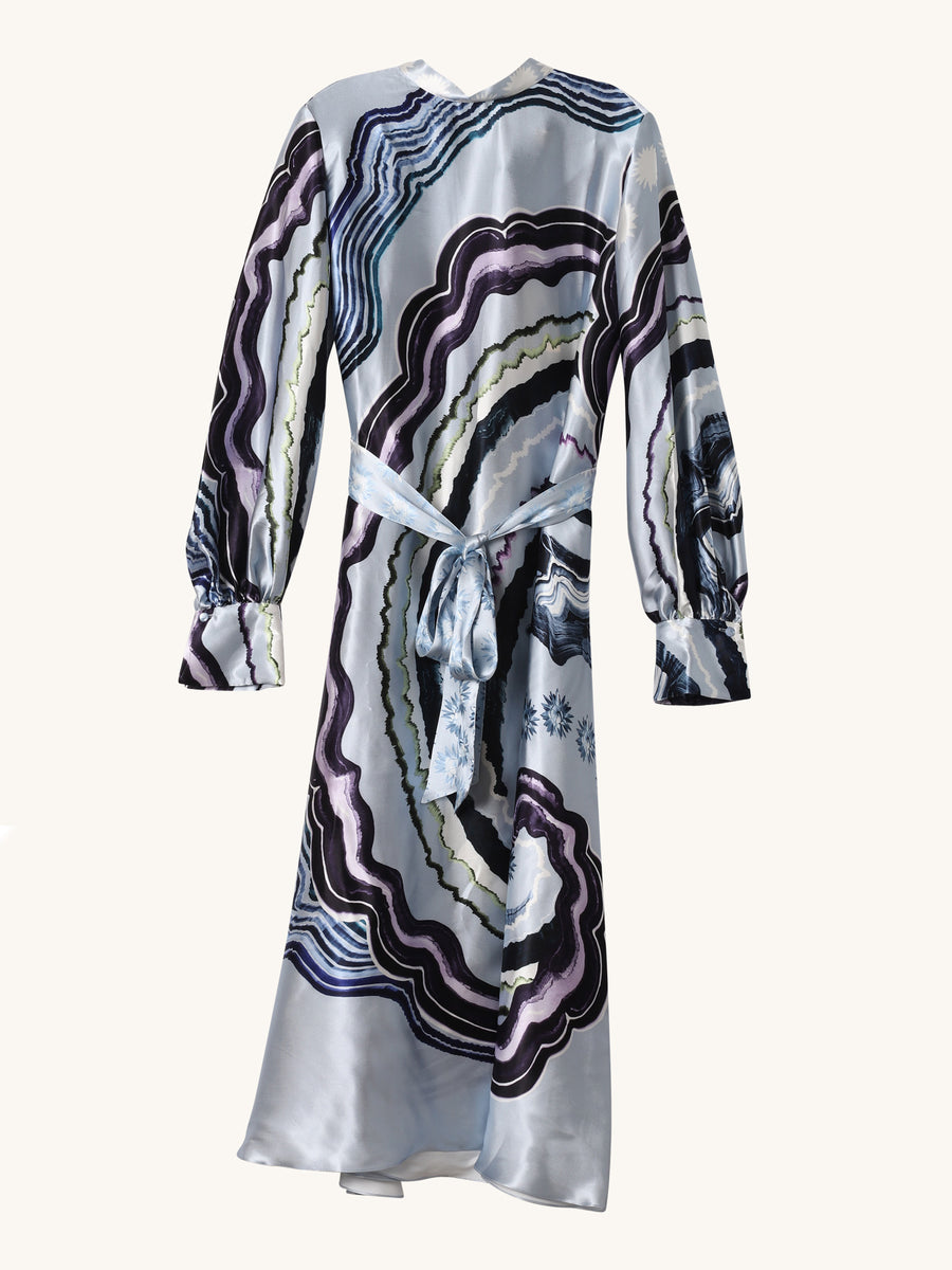 Leonie Printed Dress