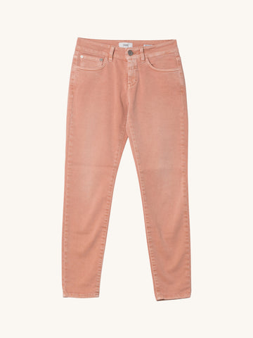 Baker Denim in Rosy