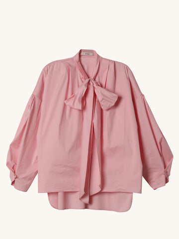 Bessie Blouse in Blush Pink