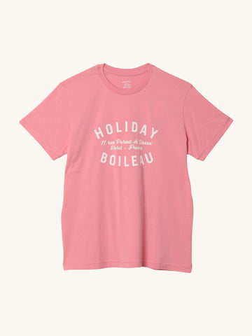 Boileau T-Shirt in Pink