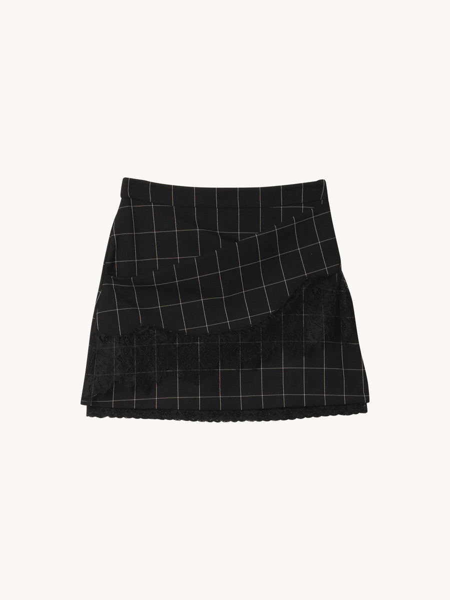 Tasia Skirt in Black