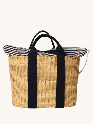 Navy Caba Bag