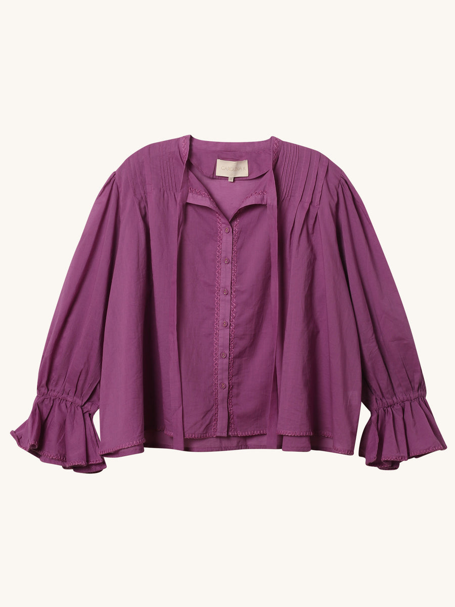Yuma Top in Amethyst
