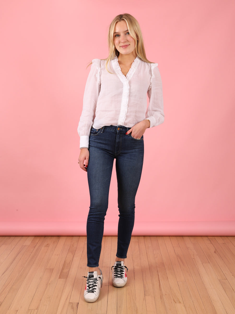 The High Waisted Looker Jean in Until Next Time
