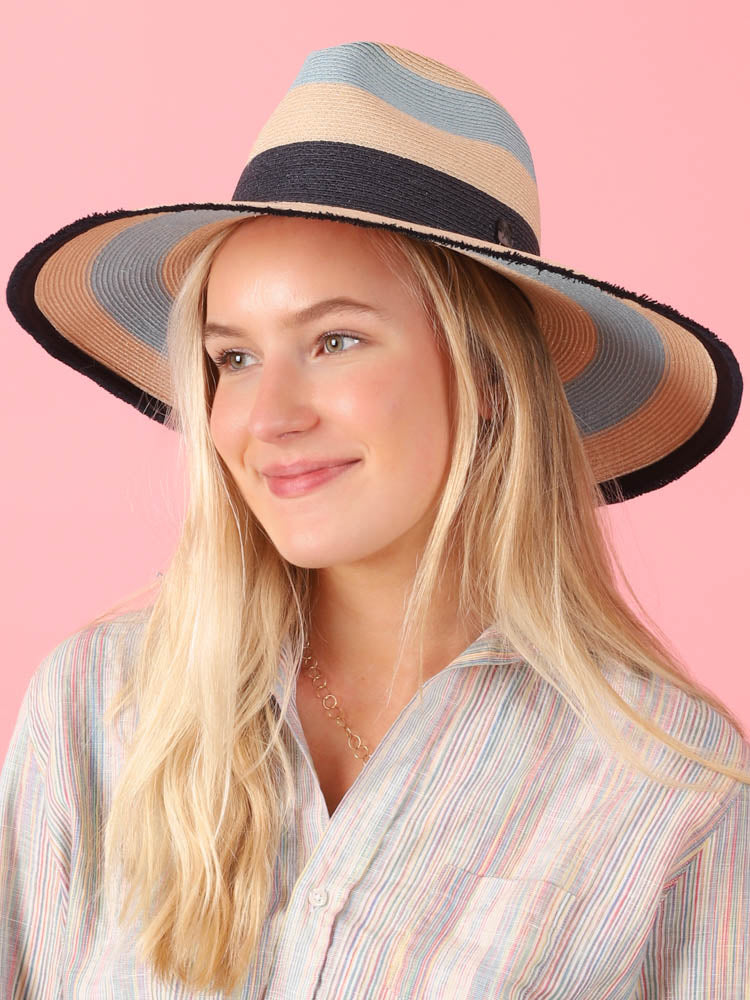 Fuji Mare Hemp Straw Hat