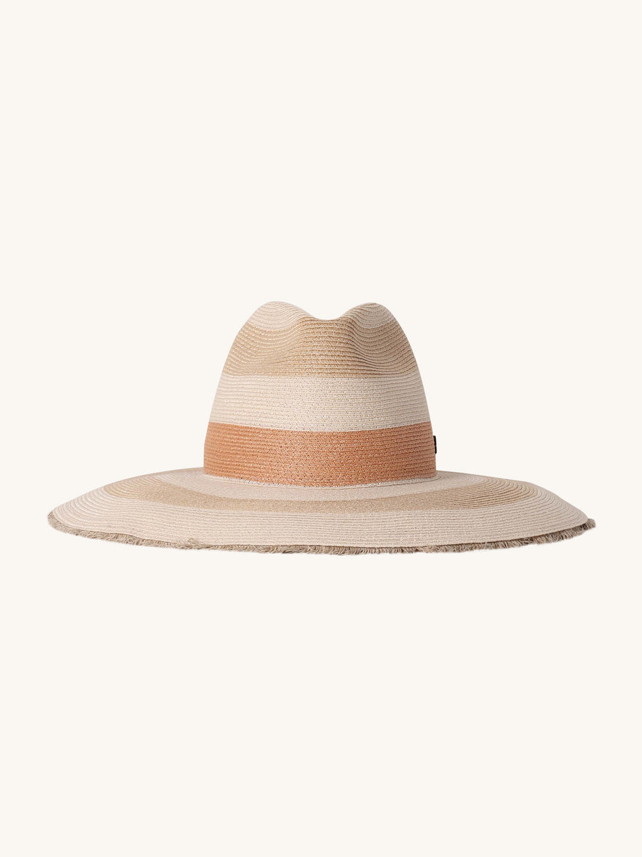 Fuji Desert Hemp Straw Hat