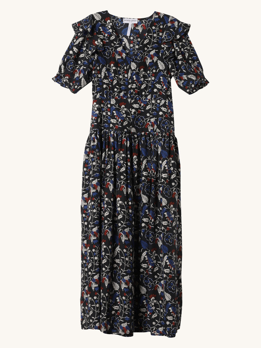 Floral Aasha Maxi Dress