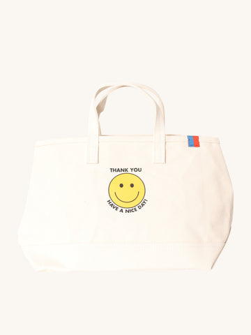 Canvas Take Out Medium Tote