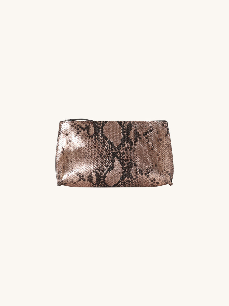 Blush Snake Essential Pouch