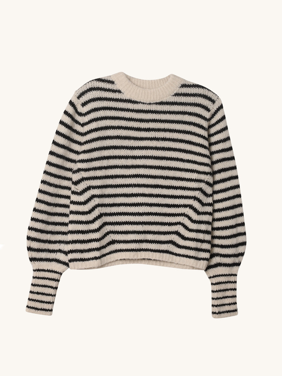 Kara Stripe Sweater