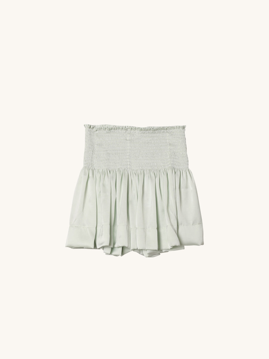 Erica Skirt in Secret Garden Green