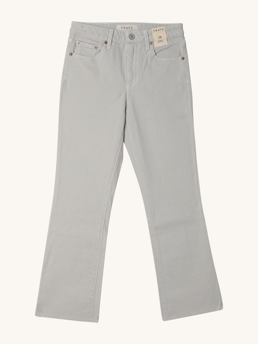 Colette Kick Flare in Grey