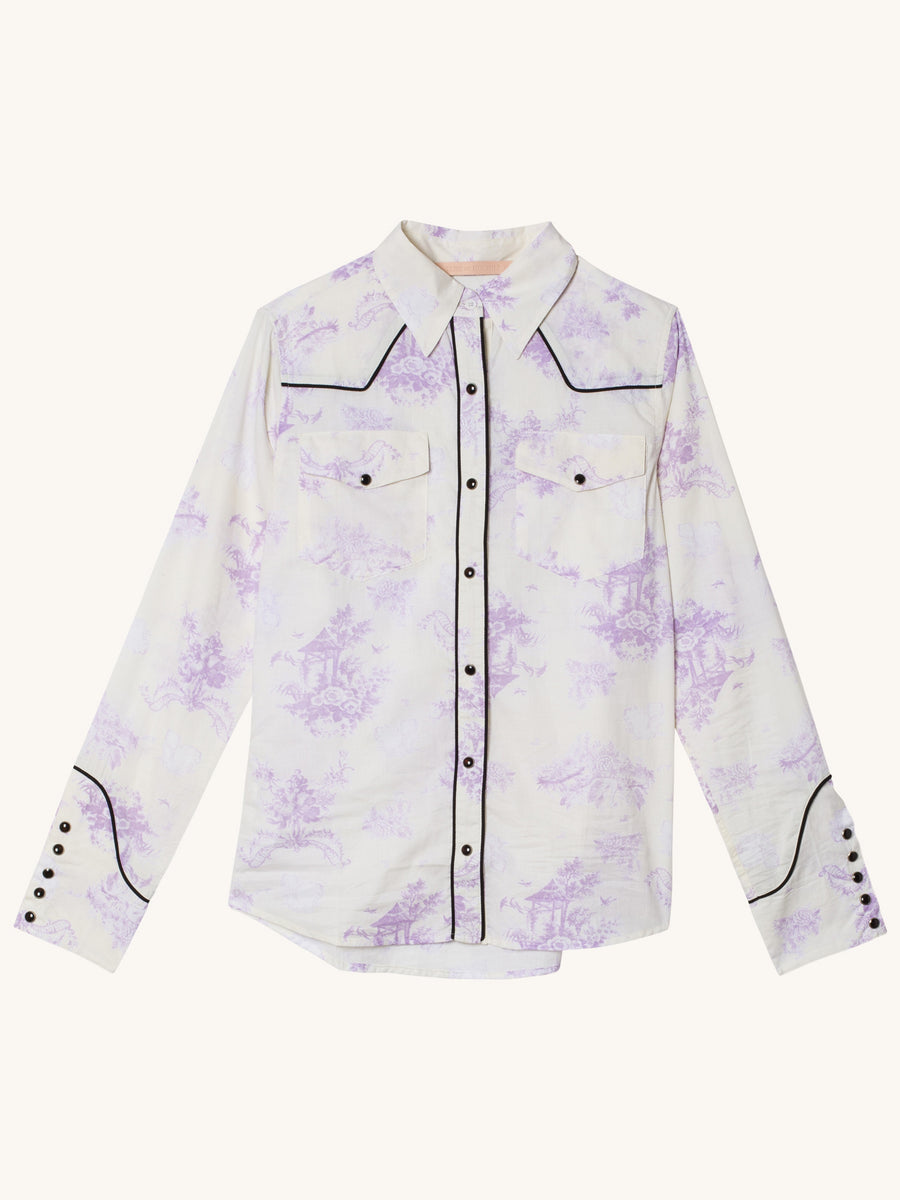 Toile Western Shirt