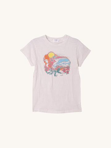 Psychedelic Surf Tee