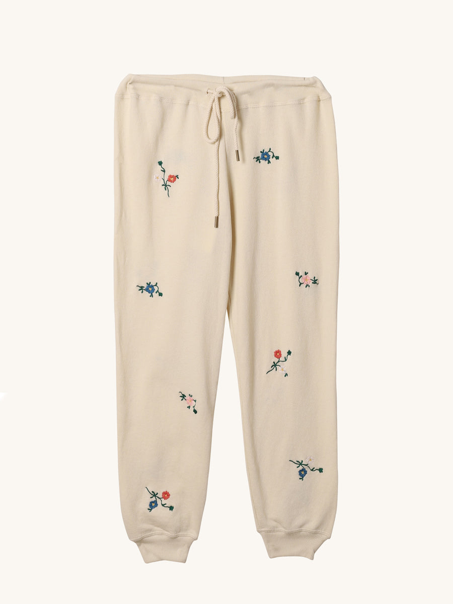 Floral College Sweatpant