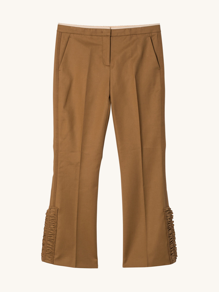 Donna Capsule Pant in Camel