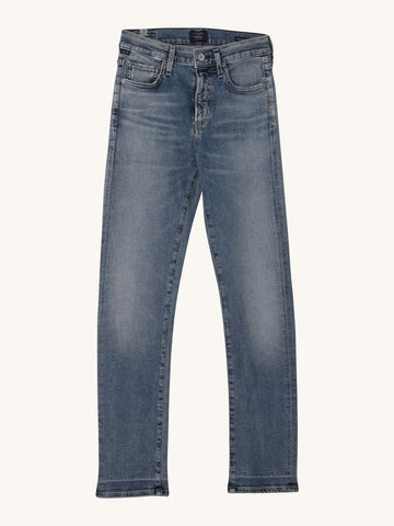 Harlow Ankle Slim Jean in Capeside