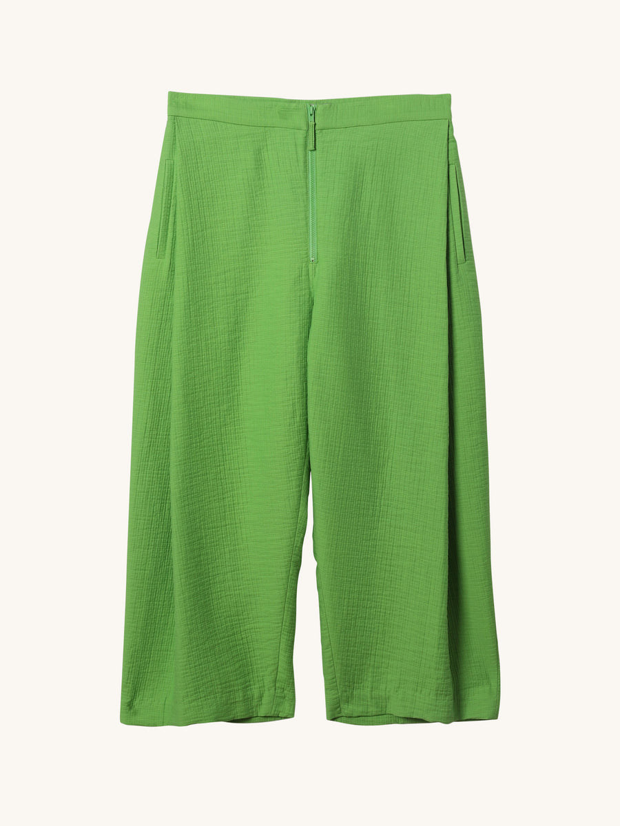 Don Pant in Electric Green