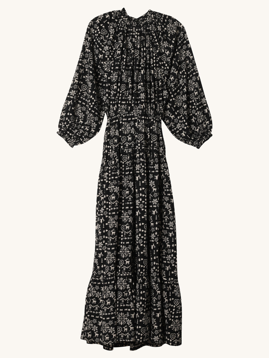 Folk Joy Dress