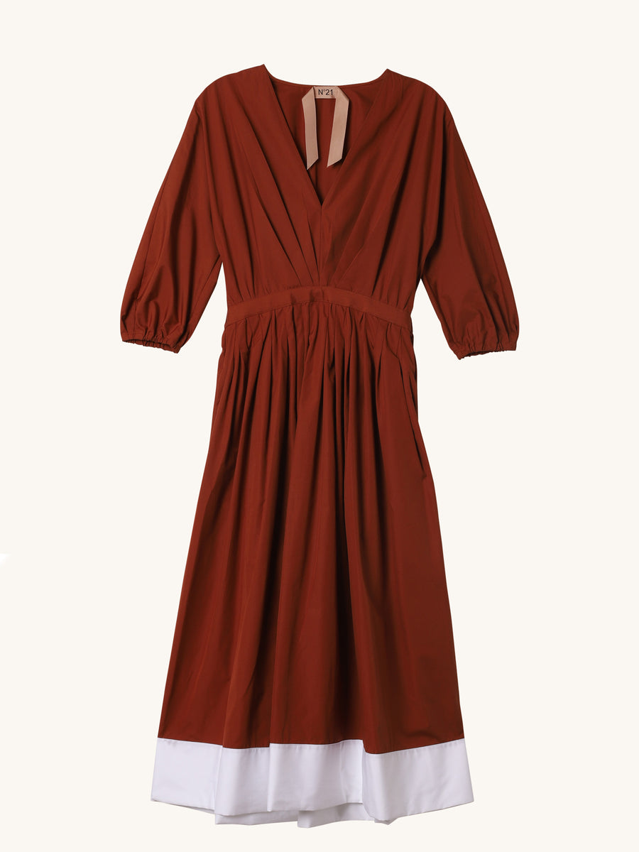 Indian Sienna Midi Dress