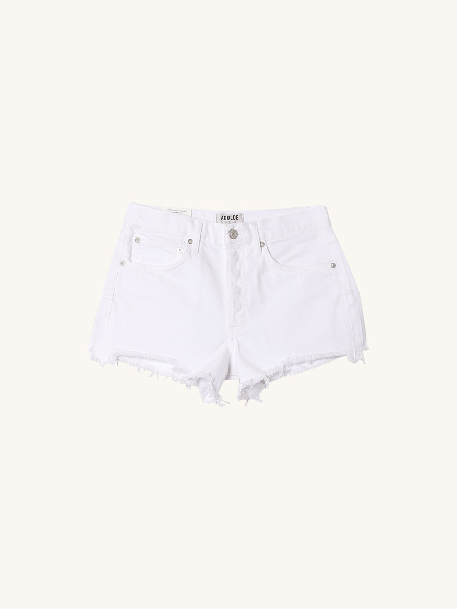 Parker Vintage Shorts in Gleam