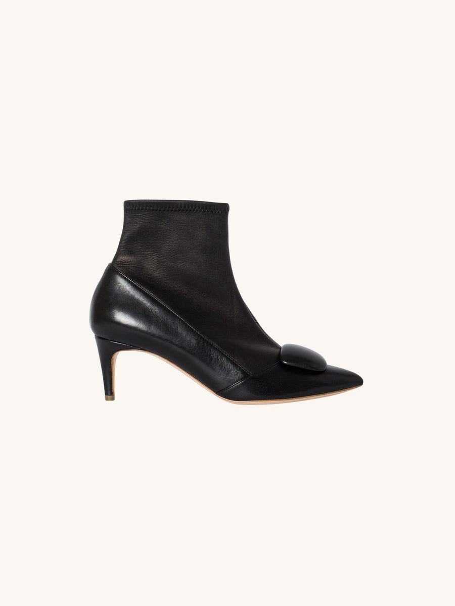 Glynn Leather Ankle Boots