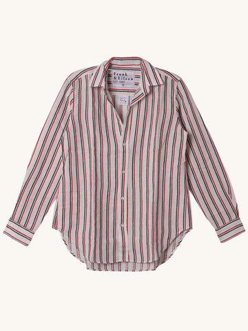 Frank Shirt in Multi Stripe