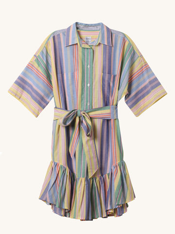 Stripe Chloe Dress