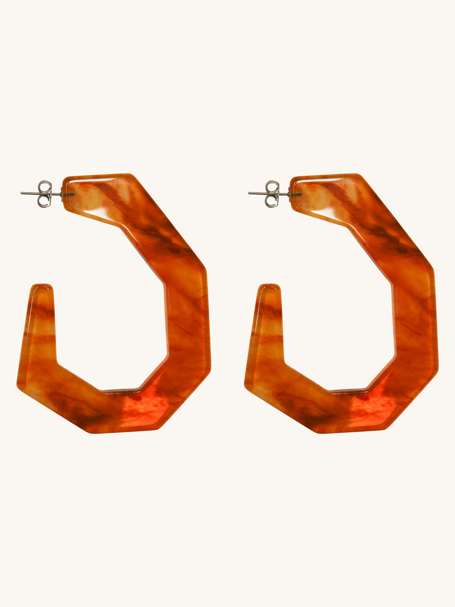 Flame Factor Earrings