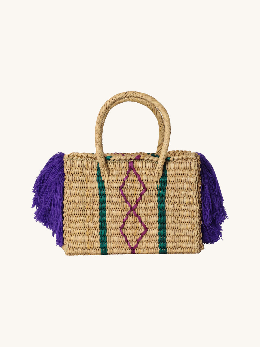 Baby Maldives Bag in Purple