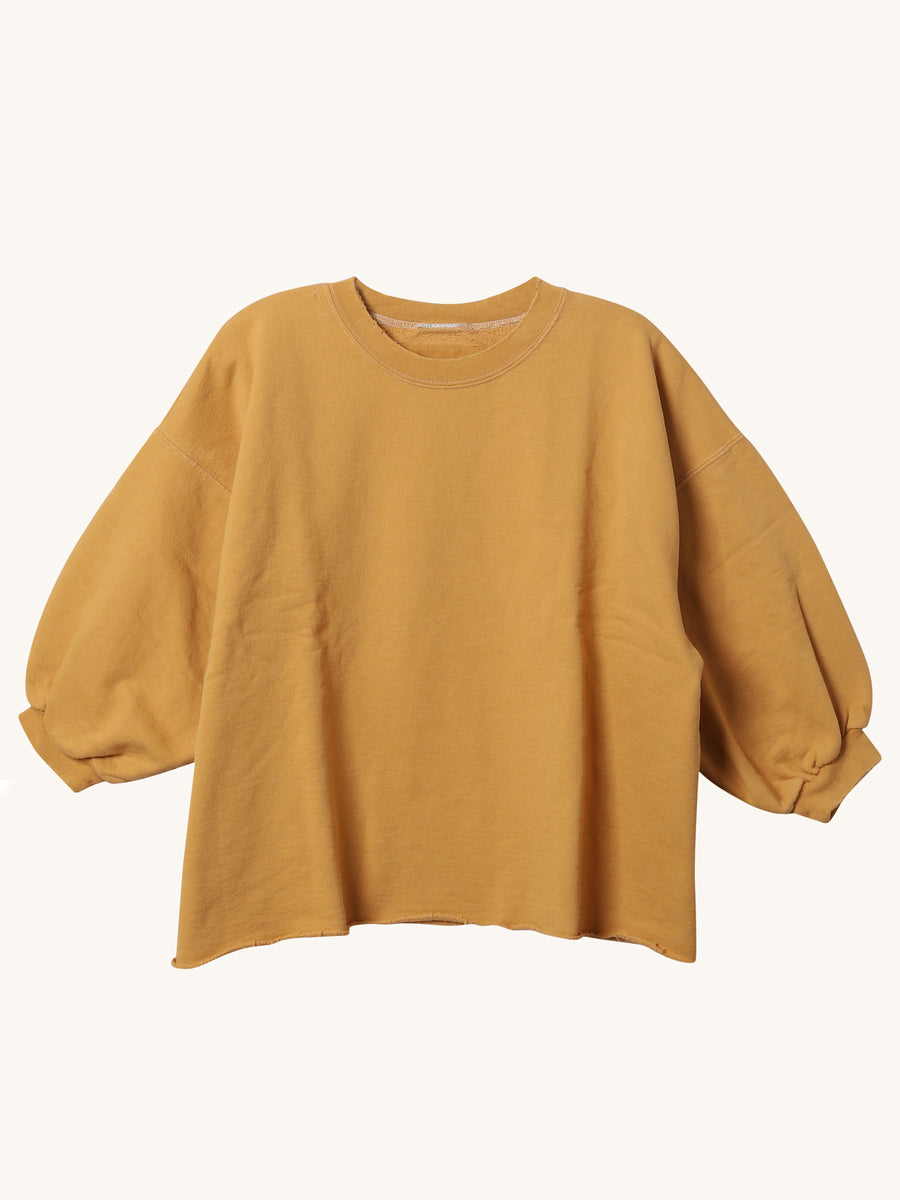 Fond Sweatshirt in Corn