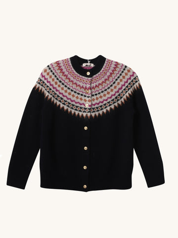 Maybell Cardi in Navy