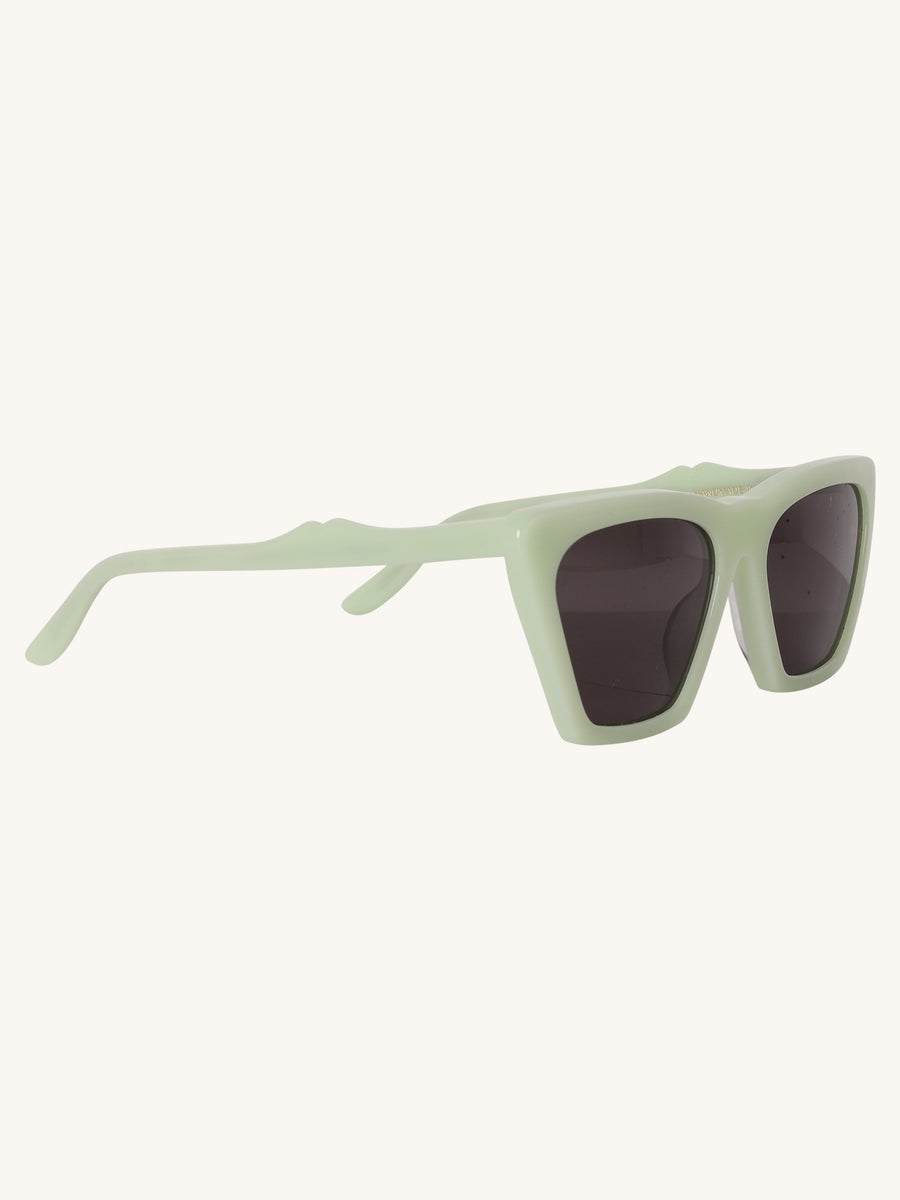 Lisbon Sunglasses in Mint