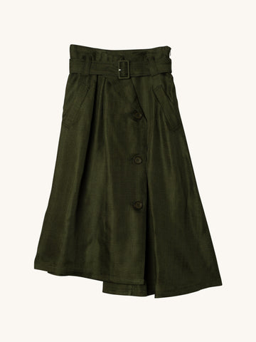 Sanja Skirt in Green