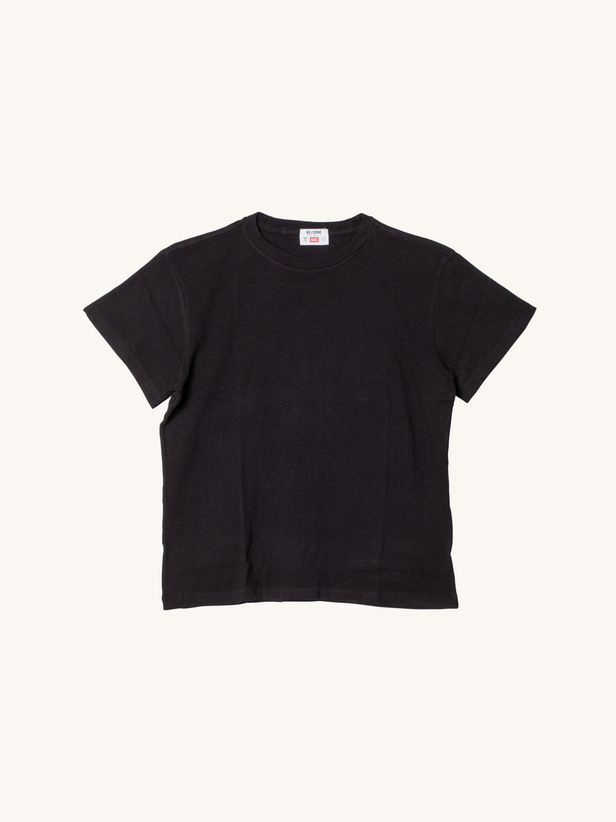 The Classic Tee in Black