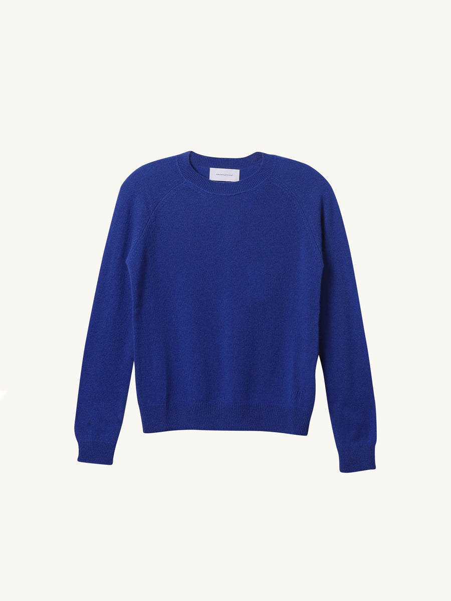 Mila Superlight Knit in Blue