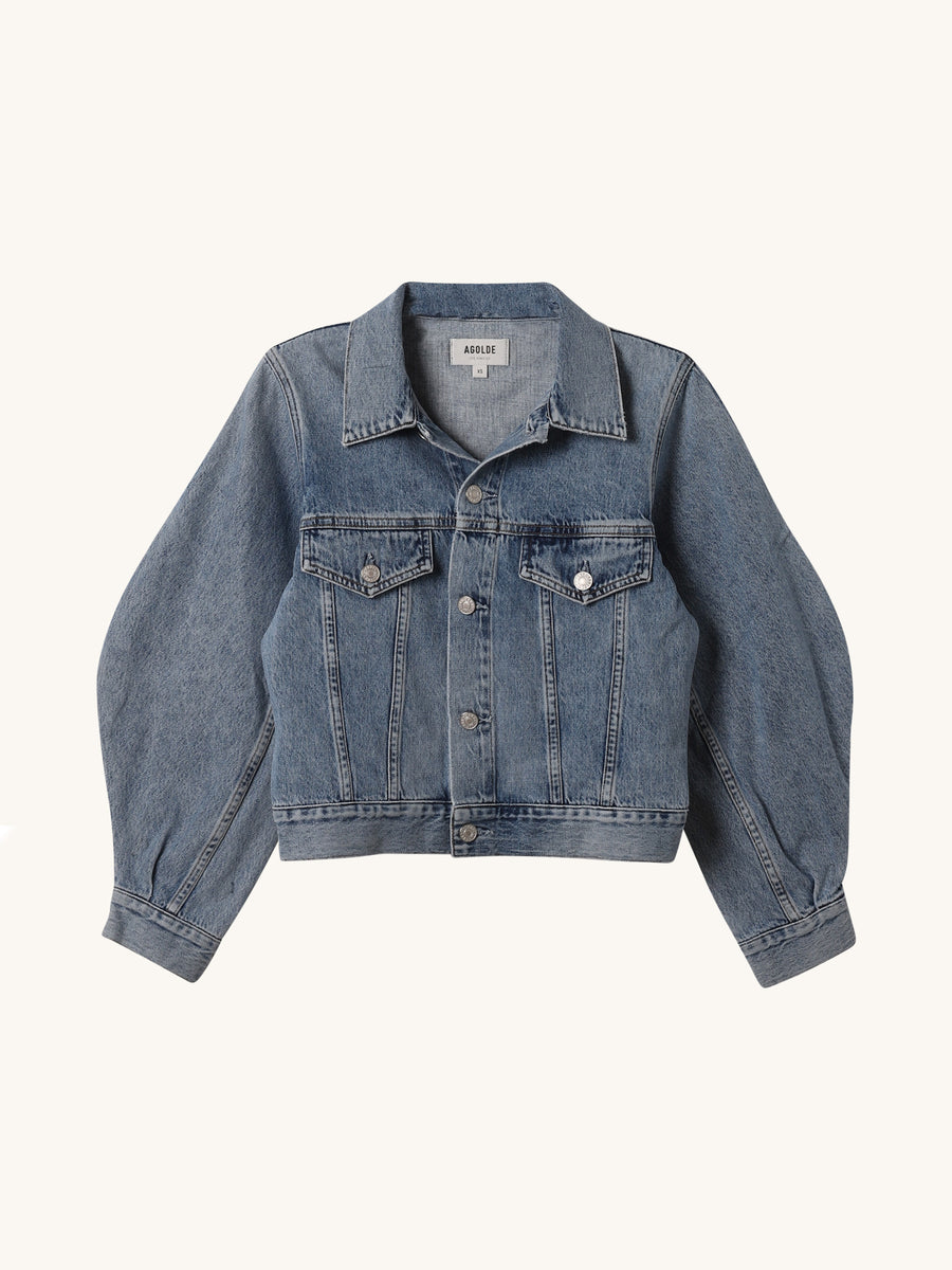 Alik Denim Jacket