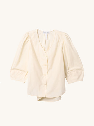 Cyprus Top in Cream