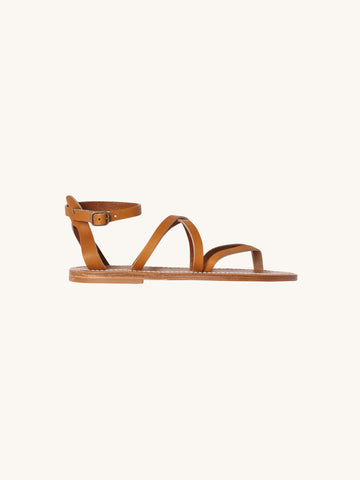 Epicure Sandal in Naturel