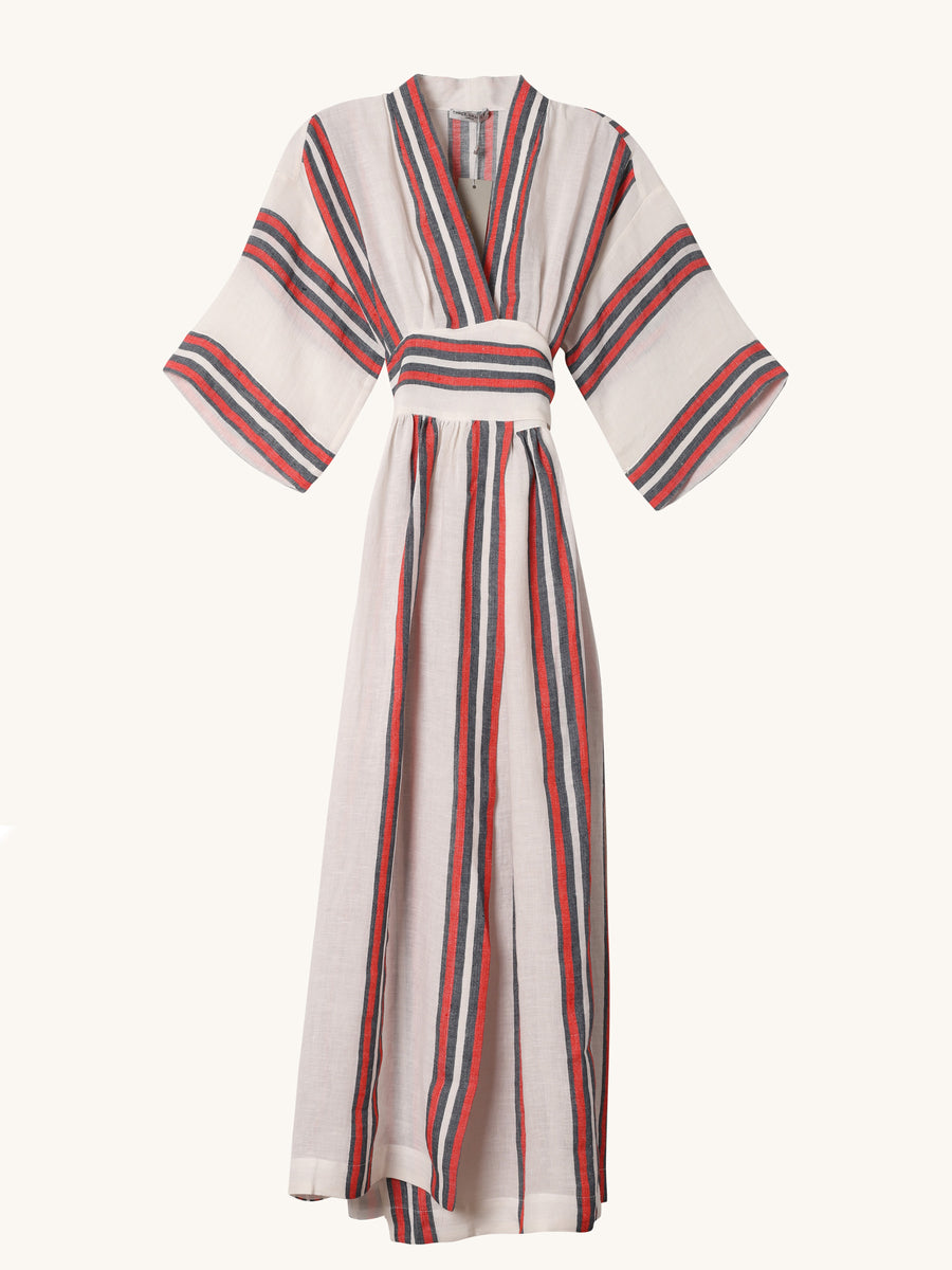 Stripe Charita Dress