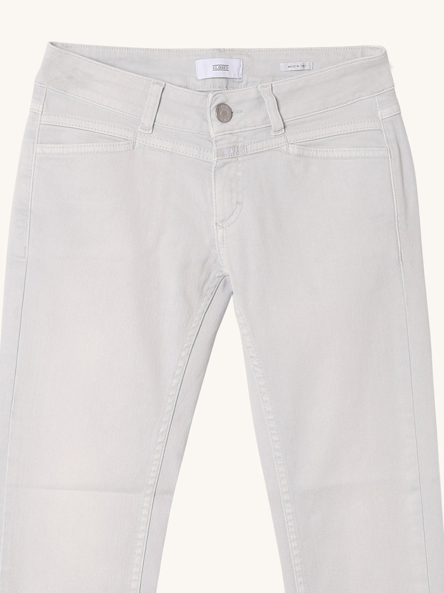 Starlet Denim in Mist Grey